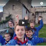 Vidéo WE d'équipage Scout